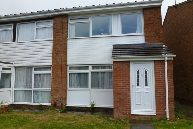 Thumbnail Semi-detached house to rent in Champions Way, Hoddesdon
