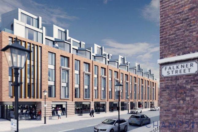 Thumbnail Flat for sale in 68 Falkner Street, Liverpool