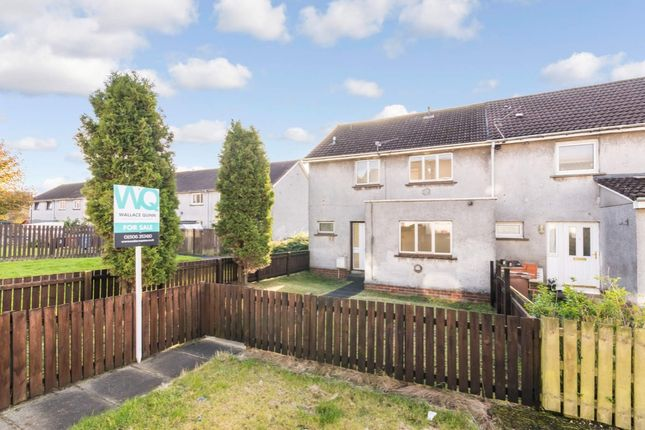 Terraced house for sale in Forestbank Street, Livingston