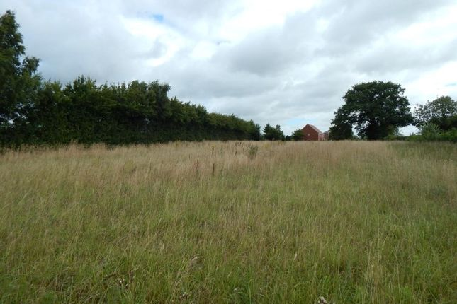 Thumbnail Land for sale in Land Off Heath Road, Hockering, Norfolk