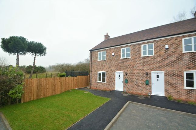 Thumbnail Semi-detached house for sale in Hodge Bower, Ironbridge, Telford