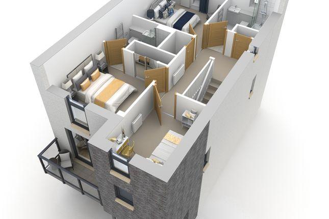 Top Floor Grey of Plot 8, Park Lane, Fairmuir Road, Dundee DD3