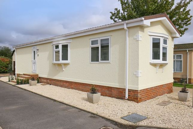 Thumbnail Detached bungalow for sale in Purbeck View Park, Northport, Wareham