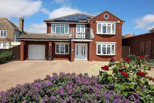 Thumbnail Detached house for sale in Marine Parade East, Clacton On Sea