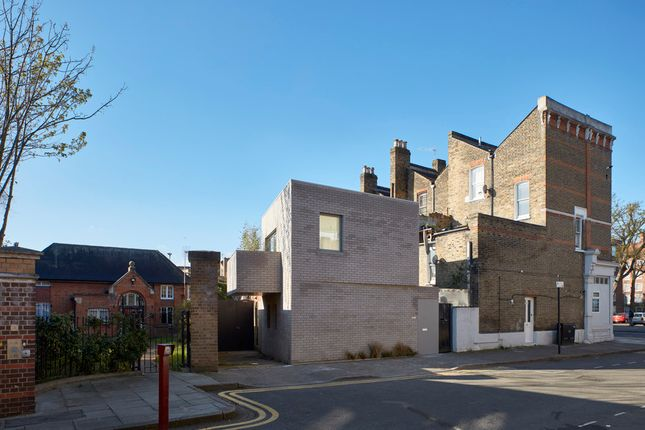 Thumbnail Detached house for sale in London