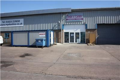 Thumbnail Light industrial to let in Unit 1A Trafalgar House, Cornishway North, Galmington Trading Estate, Taunton, Somerset
