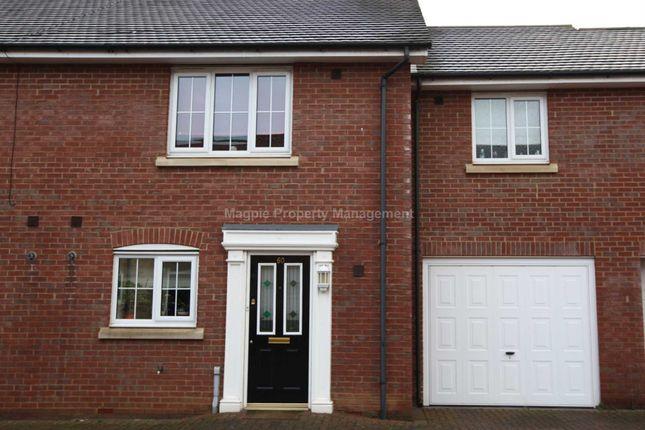 Thumbnail Semi-detached house to rent in Chapman Way, Eynesbury, St. Neots