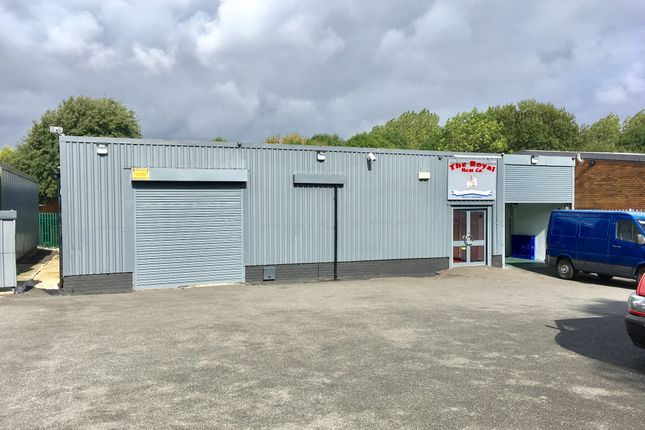 Thumbnail Industrial to let in Labtec Street, Swinton