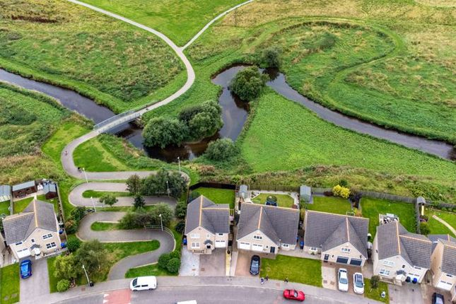 Thumbnail Detached house for sale in Birch Drive, Inverurie