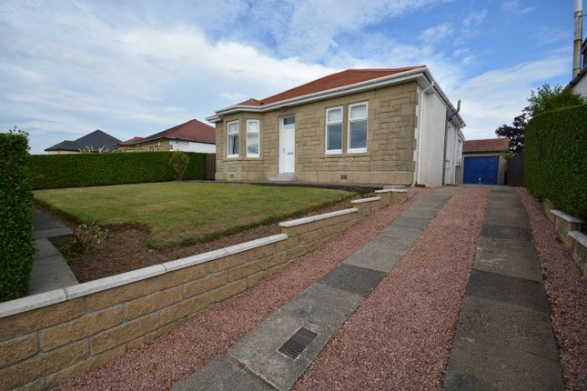 Thumbnail Detached bungalow for sale in Glasgow Road, Kilmarnock