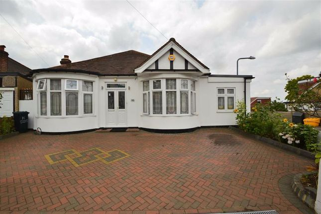 Thumbnail Detached bungalow for sale in Falmouth Gardens, Redbridge, Essex