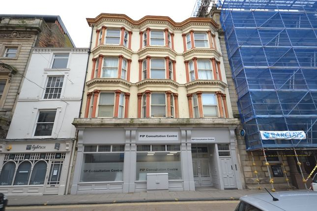Thumbnail Town house for sale in St Nicholas Street, Scarborough