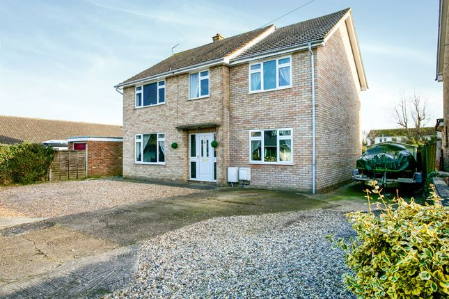 Thumbnail Detached house for sale in Norwood Road, Somersham, Huntingdon
