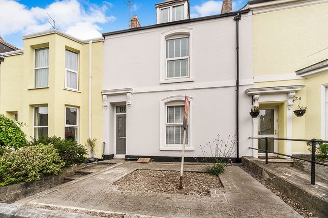 Thumbnail Terraced house for sale in Devonport Road, Stoke, Plymouth