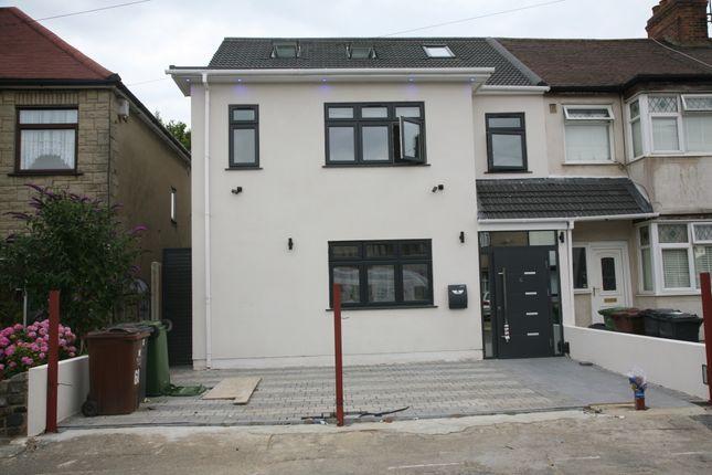 Thumbnail Semi-detached house for sale in Temple Avenue, Dagenham