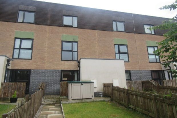 Thumbnail Town house to rent in Hollies Lane, Salford