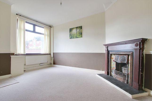 Living Room of Ashburton Street, Burslem, Stoke-On-Trent ST6