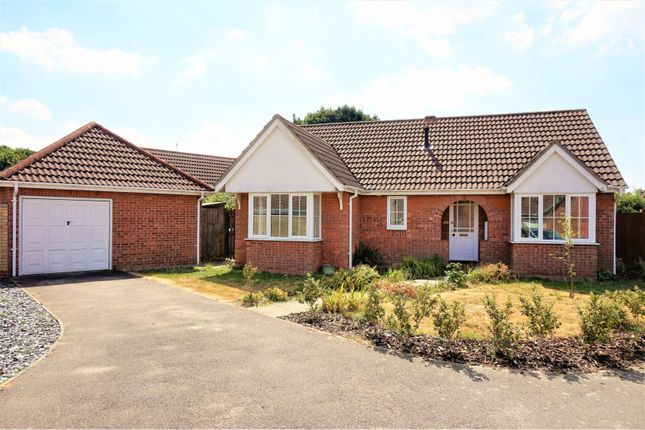 Thumbnail Detached bungalow for sale in Mayfield, Colchester