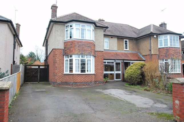 Thumbnail Semi-detached house for sale in Heathville Road, Gloucester