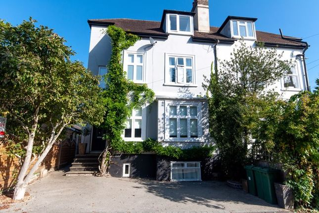 Thumbnail Semi-detached house for sale in Holmesdale Road, Reigate