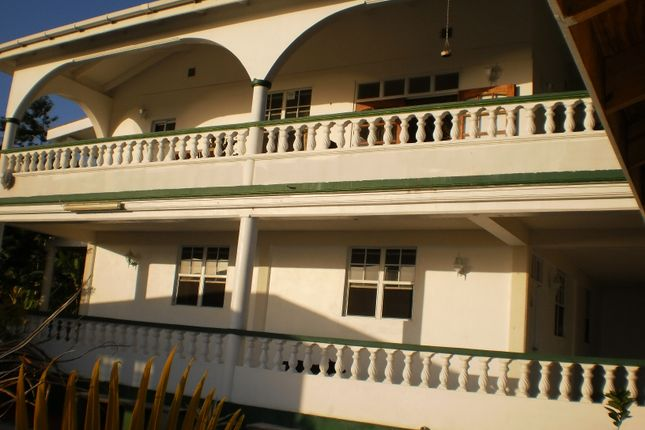 Thumbnail Duplex for sale in 5 Bedroom Property, Castle Comfort, Dominica