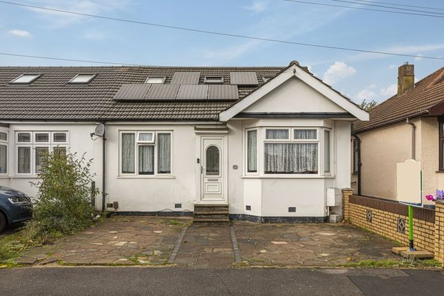 Thumbnail Bungalow for sale in Bede Road, Chadwell Heath, Romford