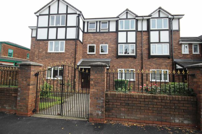 Thumbnail Flat to rent in Cranford House, Half Edge Lane, Monton, Manchester