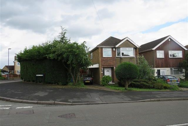 Thumbnail Property to rent in Sandringham Drive, Spondon, Derby
