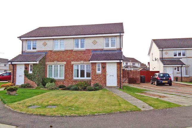 Thumbnail Semi-detached house for sale in Fetterdale Fields, Leuchars, St. Andrews