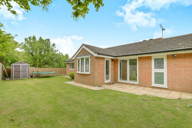 Thumbnail Detached bungalow for sale in Bramley Close, Crawley
