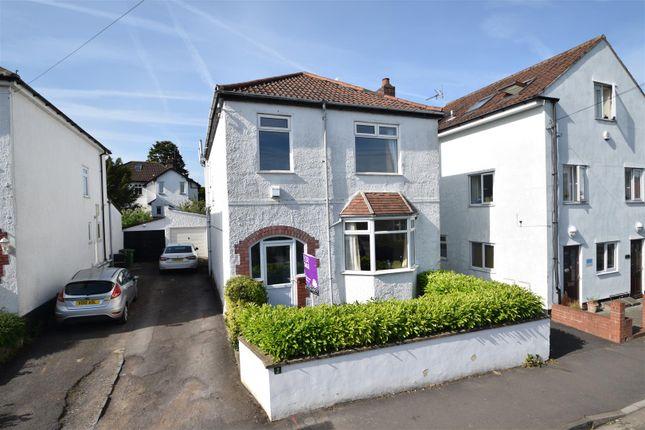 Thumbnail Detached house for sale in Wanscow Walk, Henleaze, Bristol