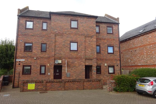 Thumbnail Flat for sale in Fewster Way, Fishergate, York