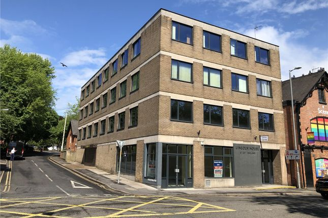 Thumbnail Office to let in Lincoln House, 37-39 Newland, Lincoln, Lincolnshire