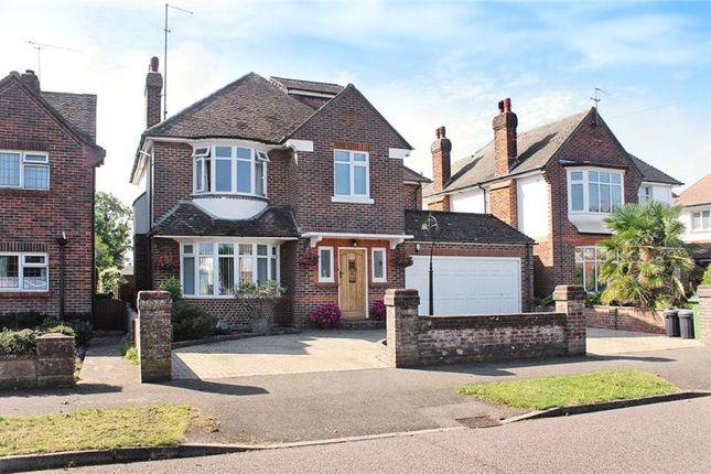 Thumbnail Detached house for sale in Parkside Avenue, Littlehampton