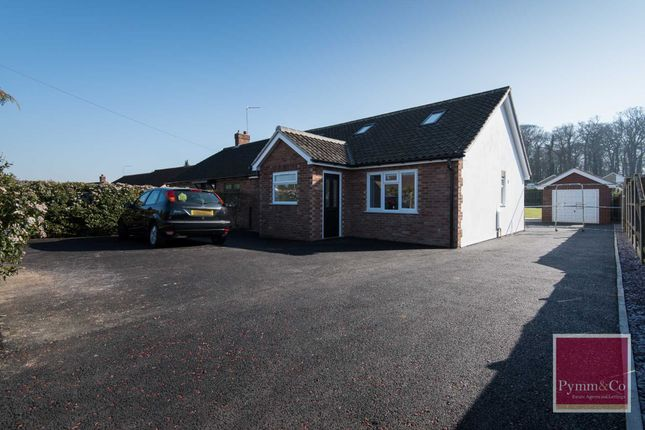 Thumbnail Semi-detached house for sale in Oval Road, New Costessey, Norwich
