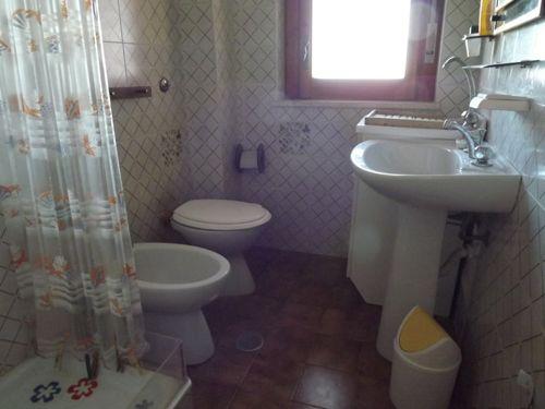 Bathroom of Piano Lettieri, Scalea, Calabria, Italy