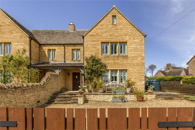4 bed semi-detached house for sale in Tally Ho Lane, Guiting Power, Cheltenham, Gloucestershire GL54