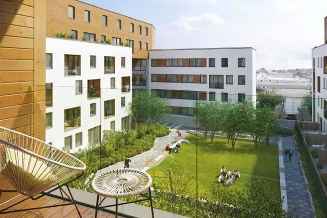 Thumbnail Flat for sale in The Northern Quarter, Colindale, London
