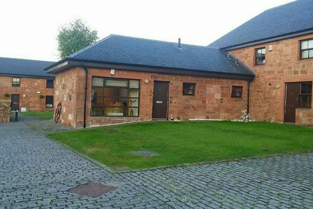 Thumbnail Bungalow for sale in Home Farm Court, Coatbridge