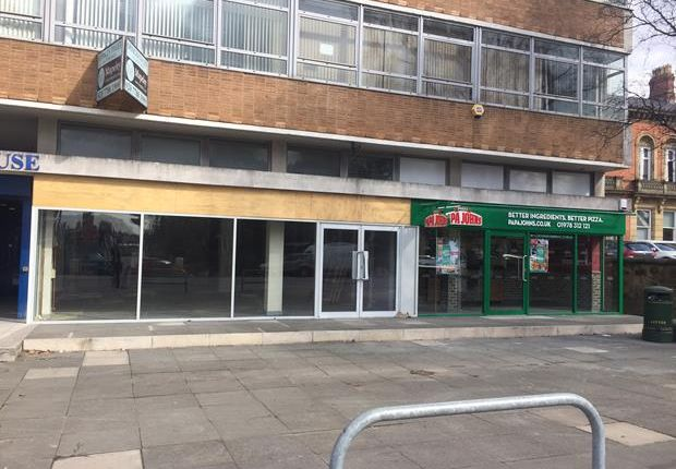 Thumbnail Retail premises to let in Unit 1B Regent House, Regent Street, Wrexham