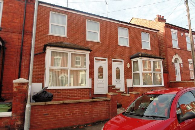 Thumbnail End terrace house for sale in North Street, Wellingborough