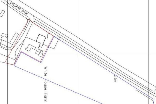 Thumbnail Land for sale in White House Farm, Coldham Bank, March, Cambridgeshire