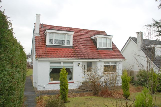 Thumbnail Detached house for sale in Vorlich Gardens, Bearsden, Glasgow