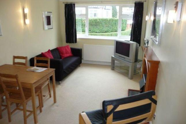 Thumbnail 2 bed flat to rent in William Court, Clarendon Road, Edgbaston, Birmingham
