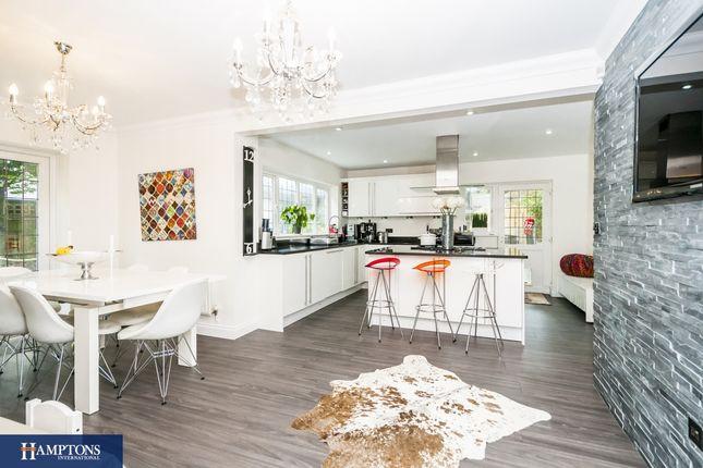 Thumbnail Detached house to rent in Grange Walk, Grangeways, Patcham, Brighton