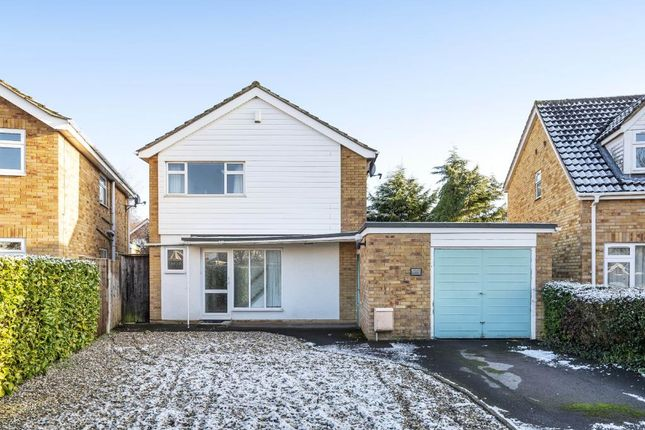 Thumbnail Detached house for sale in Shippon, Oxfordshire