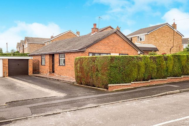 Thumbnail Bungalow for sale in Lawrence Avenue, Awsworth, Nottingham