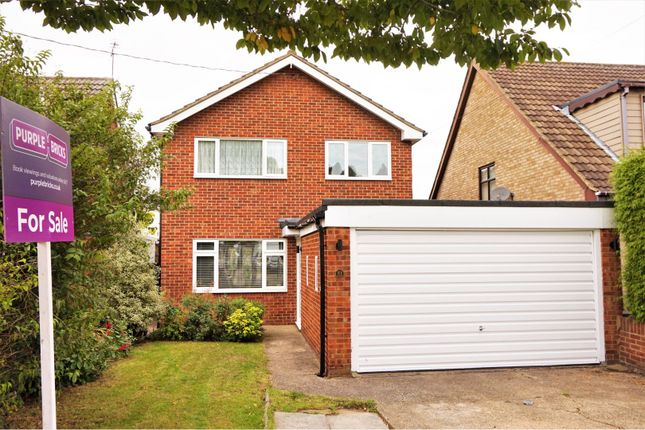Thumbnail Detached house for sale in Spencer Road, Benfleet