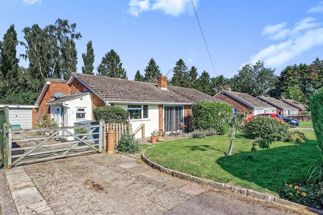3 bed semi-detached bungalow for sale in Meesons Close, Eastling, Faversham ME13