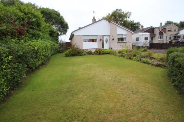 Thumbnail Bungalow for sale in Woodview Drive, Airdrie, North Lanarkshire